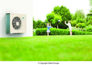 Daikin Air Source Heat Pump